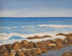 Seascape by Rodica