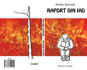 """Reporting from Hell"" Book Cover"