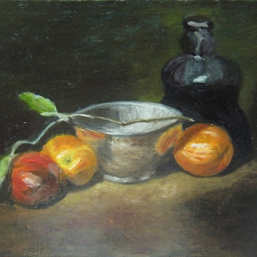 Still Life (after Gregg Kreutz)