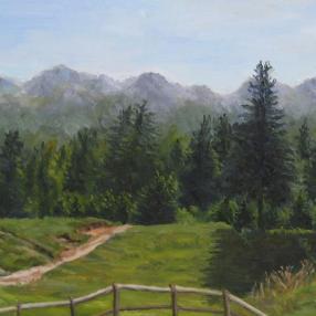 A Mountain Meadow