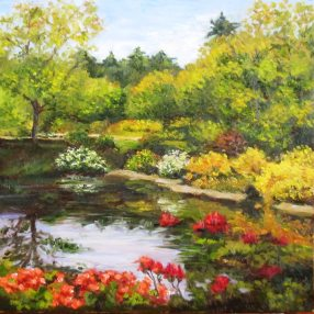 Hodnet Garden